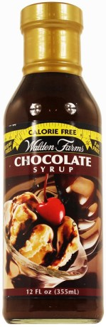 Walden Farms Chocolate Syrup, Livsmedel - Walden Farms