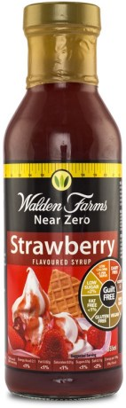 Walden Farms Strawberry Syrup,  - Walden Farms