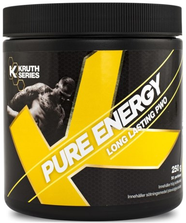 Kruth Series Pure Energy, Kosttillskott - Better You