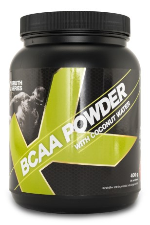 Kruth Series BCAA Powder, Kosttillskott - Better You