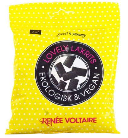 Renee Voltaire Lovely Lakrits,  - Renee Voltaire