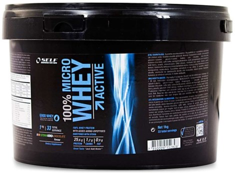 Micro Whey Active Limited Edition,  - Self Omninutrition