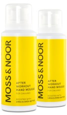 Moss & Noor After Workout Hand Mousse