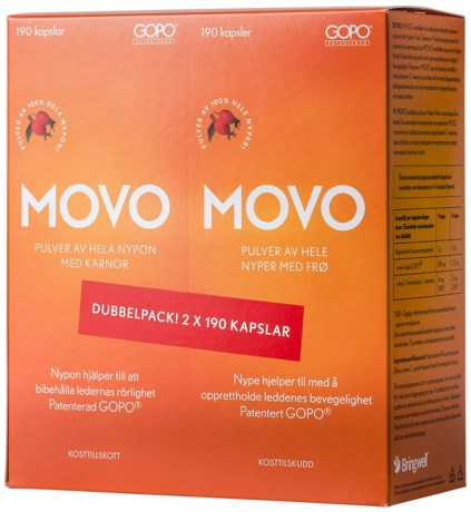 Movo Dubbelpack,  - Bringwell