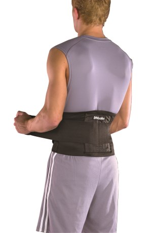 Mueller Adjustable Back Brace, Rehab - Mueller