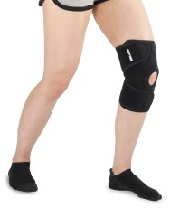 Mueller Knee Support Open Patella