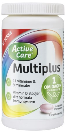 Active Care Multiplus, Kosttillskott - Active Care