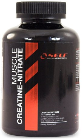 Self Omninutrition Muscle Creatine-Nitrate, Kosttillskott - Self Omninutrition
