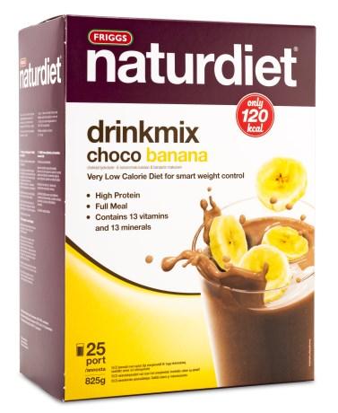 Naturdiet Drink Mix, Livsmedel - Naturdiet