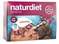 Naturdiet Low Sugar Drinkmix