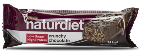 Naturdiet Low Sugar High Protein Bar, Viktkontroll & diet - Naturdiet