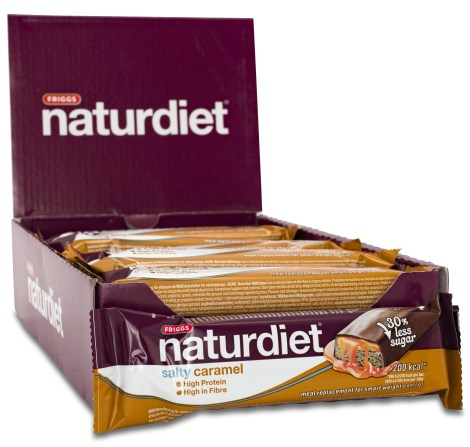 Naturdiet Mealbar Plus, Viktkontroll & diet - Naturdiet