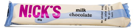 Nicks Chocolate, Livsmedel - Nicks