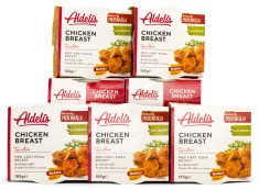 Aldelis Chicken Breast in Tomato Sauce