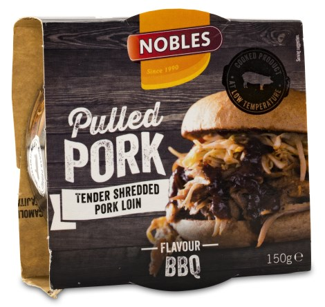 Nobles Pulled Pork - Nobles