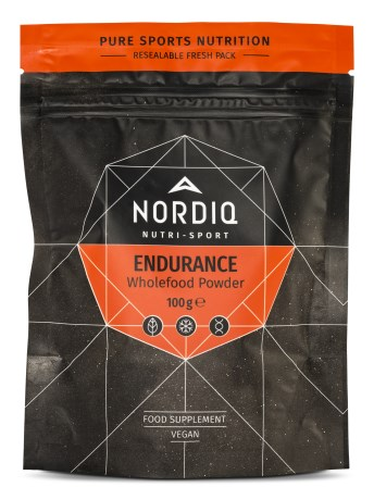 NORDIQ Endurance Wholefood Powder - NORDIQ