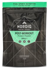 NORDIQ Post Workout Protein Powder