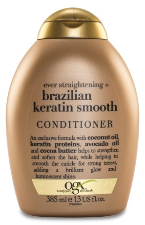 OGX Brazilian Keratin Therapy Conditioner,  - OGX