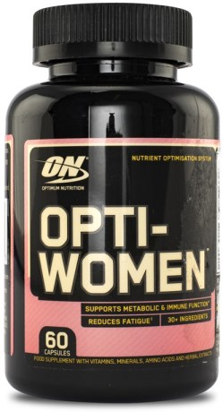 Optimum Nutrition Opti-Women, Kosttillskott - Optimum Nutrition