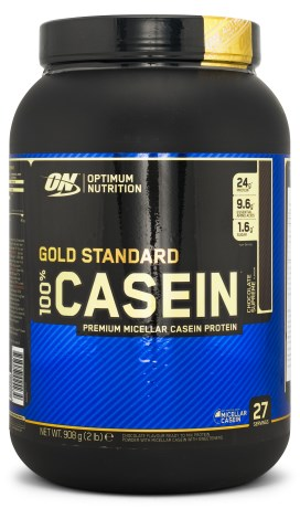 Optimum Nutrition 100% Casein, Kosttillskott - Optimum Nutrition