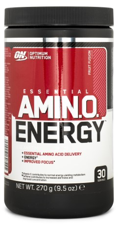 Optimum Nutrition Amino Energy, Kosttillskott - Optimum Nutrition