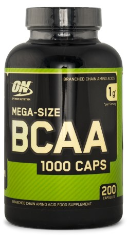 Optimum Nutrition BCAA 1000 Caps, Kosttillskott - Optimum Nutrition