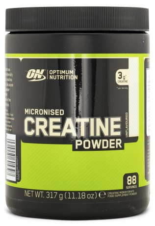 Optimum Nutrition Creatine Powder, Kosttillskott - Optimum Nutrition