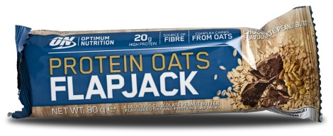 Optimum Nutrition Protein Oats Flapjack - Optimum Nutrition