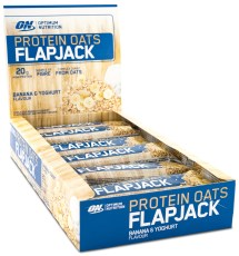 Optimum Nutrition Protein Oats Flapjack