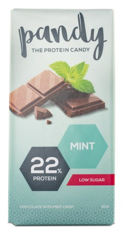 Pandy Protein Chocolate , Livsmedel - Pandy Protein
