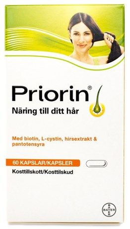 Priorin,  - Bayer HealthCare
