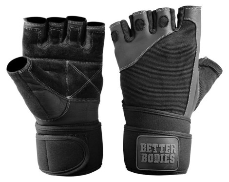 Better Bodies Pro Wrist Wrap Gloves - Better Bodies