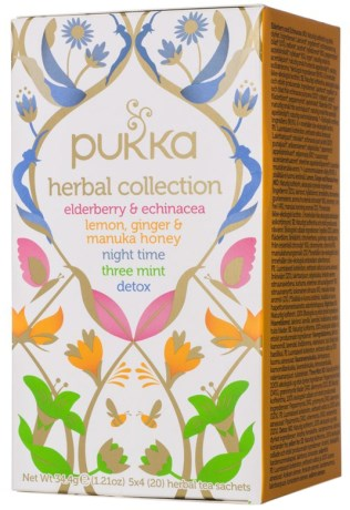 Pukka Herbal Collection, Livsmedel - Pukka