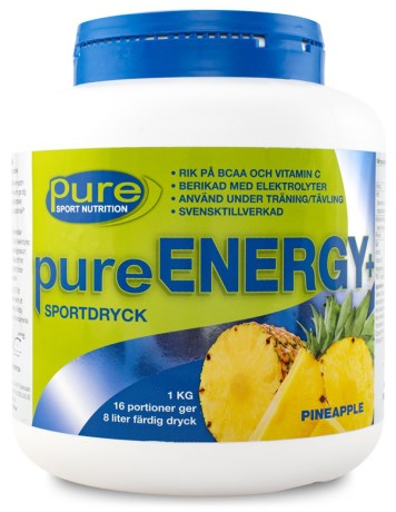 Pure Sport Nutrition Pure Energy+ - Pure Sport Nutrition