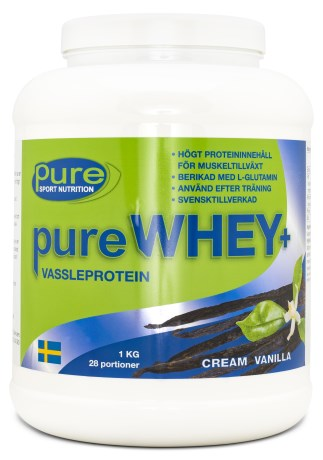 Pure Sport Nutrition Pure Whey Protein - Pure Sport Nutrition