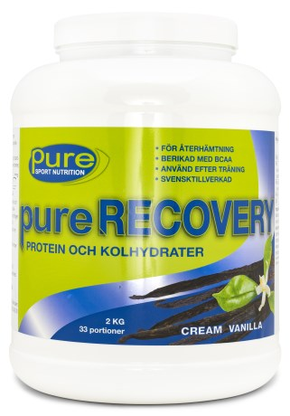Pure Sport Nutrition Recovery - Pure Sport Nutrition