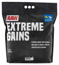 RAW Extreme Gains