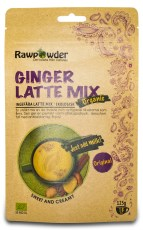 RawPowder Ginger Latte Mix EKO