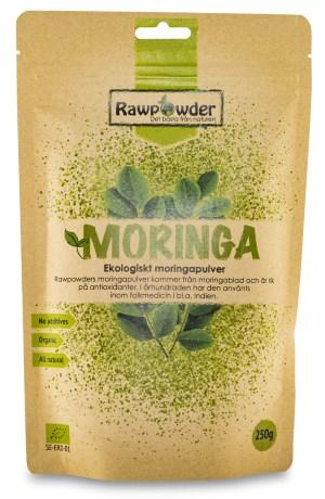 RawPowder Moringa Pulver, Livsmedel - RawPowder