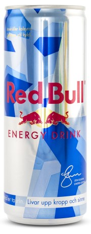 Red Bull Energy Drink, Kosttillskott - Red Bull