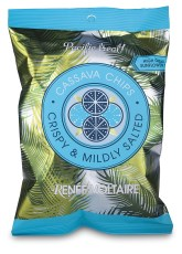 Renee Voltaire Crispy Cassava Sea Salt Chips