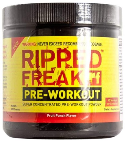 Ripped Freak Pre-Workout,  - Pharmafreak