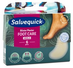 Salvequick Foot Care Heels