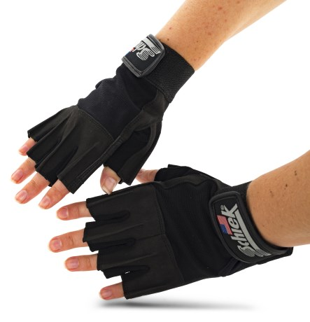 Schiek Platinum Gel Lifting Gloves - Schiek