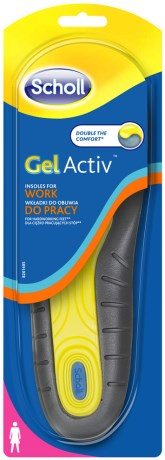 Scholl Sulor Gel Activ Work Women, Rehab - Scholl