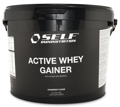 Self Omninutrition Active Whey Gainer, Kosttillskott - Self Omninutrition