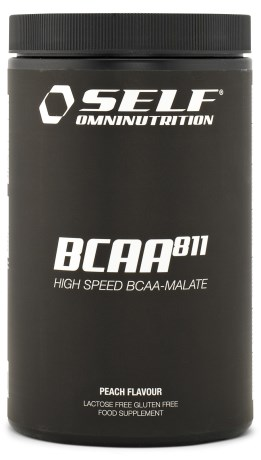 Self Omninutrition BCAA 811, Kosttillskott - Self Omninutrition