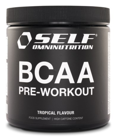 Self Omninutrition BCAA Pre-Workout, Kosttillskott - Self Omninutrition