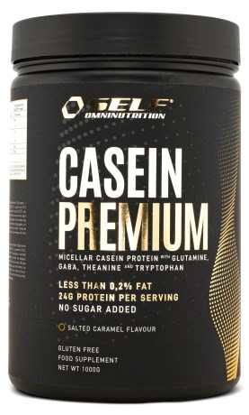 Self Omninutrition Casein Premium, Kosttillskott - Self Omninutrition