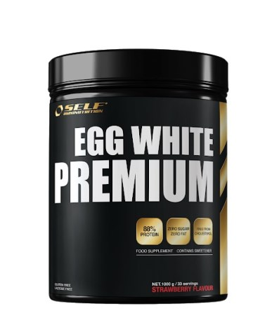 Self Omninutrition Egg White Premium, Livsmedel - Self Omninutrition